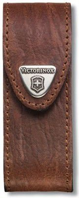 BAINHA COURO 4.0543 MARROM VICTORINOX