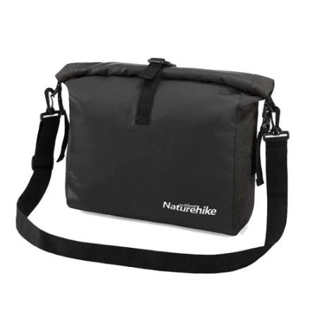 BOLSA IMPERMEAVEL DRY WET OUTDOOR 15L PRETO NATUREHIKE
