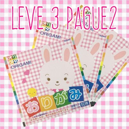 Papel para Origami 15x15cm Liso Face Única 16 Cores S-202 (50fls) - Leve 3 Pague 2