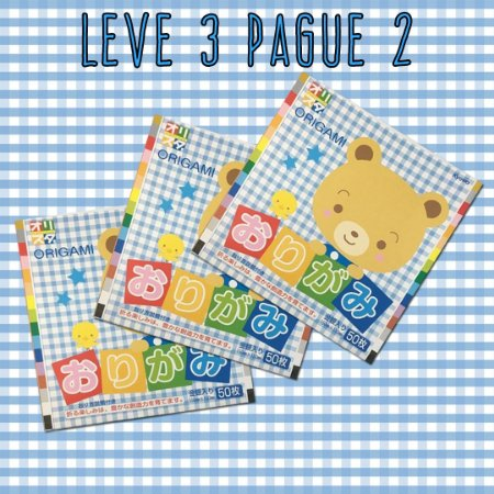 Papel de Origami 15x15cm Liso Face Única 16 Cores S-202 azul (50fls) - Leve 3 Pague 2