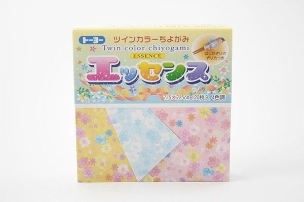 Papel P/ Origami Chiyogami Essence (006118-200) - Toyo (120fls)