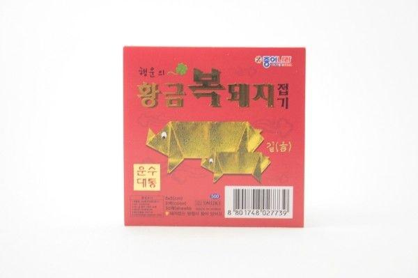 Papel P/ Origami (DN12K1) - Jong Ie Nara (30fls)