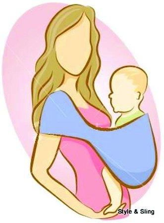 Sling (Carregador de Bebê)
