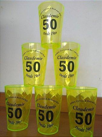 Copos de acrilico long drink, wiski ou caldereta