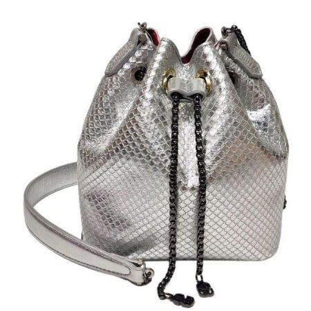 Bolsa Schutz Saco Prata Metalizada - S5001814530001