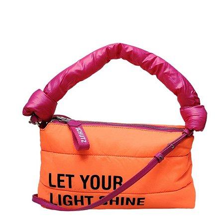 Bolsa Schutz Dupla Face Pink/Laranja - S5001001740002