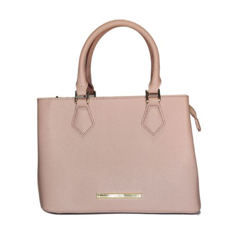 Bolsa Santa Lolla Média Nude Rose - 045225D800880057