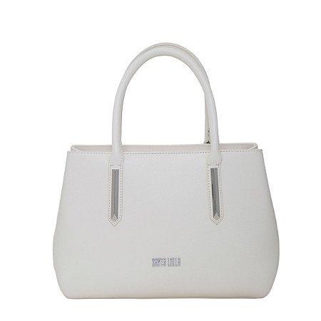 Bolsa Santa Lolla Clássica Branca - 045221BE006500C4