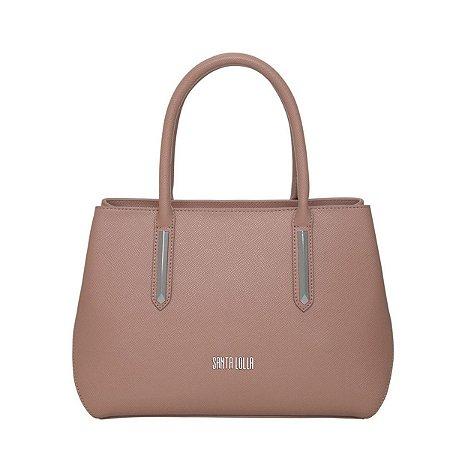 Bolsa Santa Lolla Clássica Nude - 045221BE006500DE