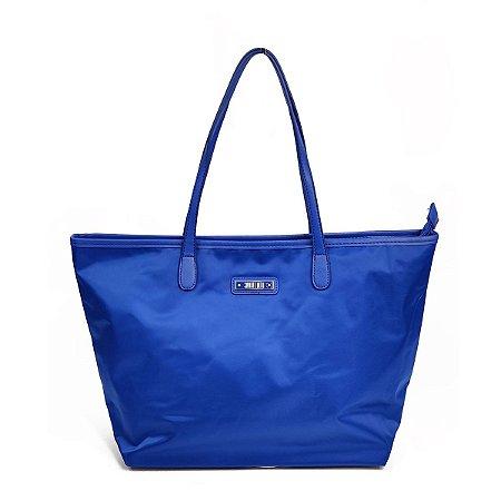 Bolsa Santa Lolla Nylon Azul Cobalto - 45925D900420042