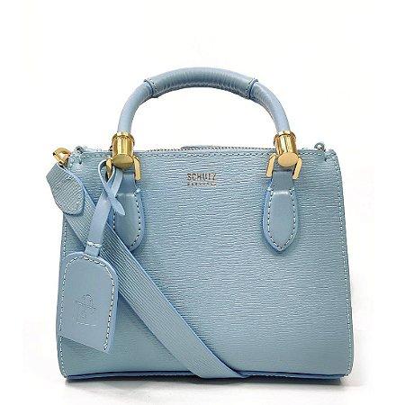 Bolsa Schutz Lorena Média Azul Celeste - S5001139540041