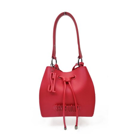 Bolsa Santa Lolla Plástica Saco Vermelha - 0452338B001601AF