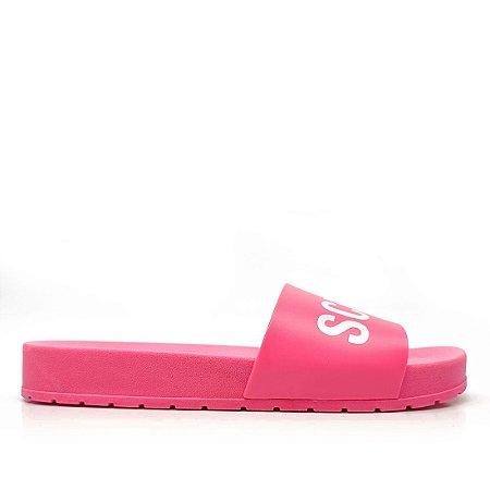 Slide Schutz Borracha Pink Neon - S2130300020003