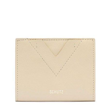 Carteira Schutz Pequena Off White - S4605801110028