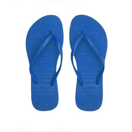 Chinelo Santa Lolla Básico Azul - 042B2AA3001600FD