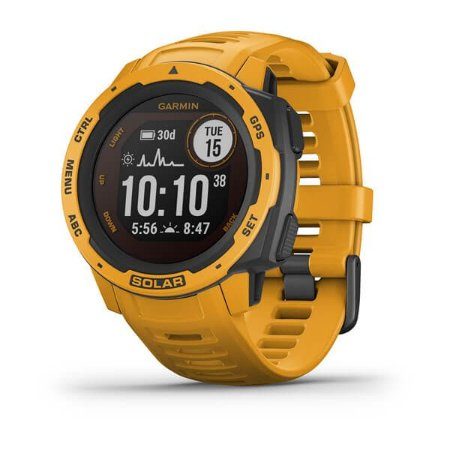 Relogio Smartwatch Garmin Instinct Solar