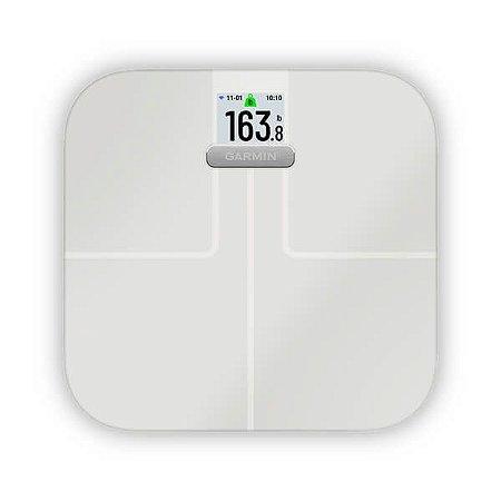 Balança Corporal Digital Garmin Index S2 Branca