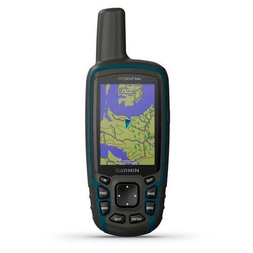 GPS Garmin GPSMAP 64x
