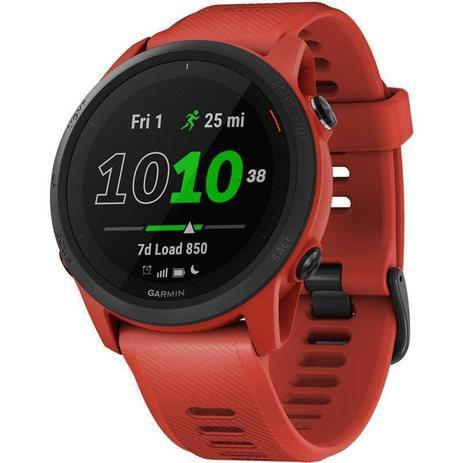 Smartwatch Gps Garmin Forerunner 745 Music Oxi Altimetro