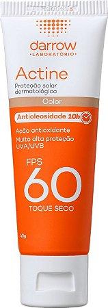 Actine Protetor Solar FPS 60 Darrow cor universal - 40g