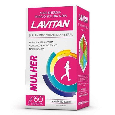 LAVITAN A-Z MULHER- 60 COMPRIMIDOS REVESTIDOS