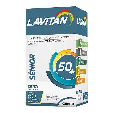 LAVITAN SÊNIOR 50+ - 60 COMPRIMIDOS REVESTIDOS