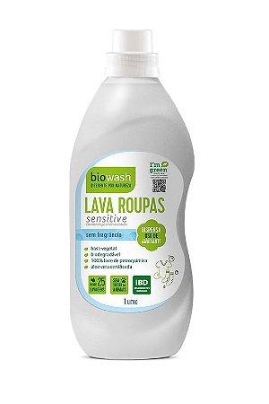 Lava Roupas Sensitive 1L - Biowash