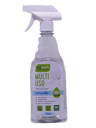 Multiuso Sensitive 650mL - Biowash