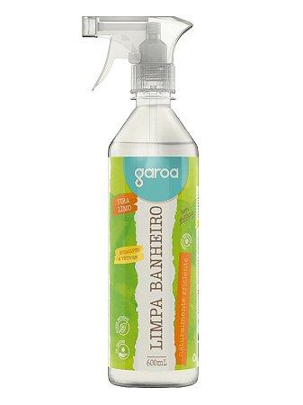 Limpa Banheiro Eucalipto & Vetiver 600mL - Garoa