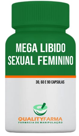 Mega Libido Feminino