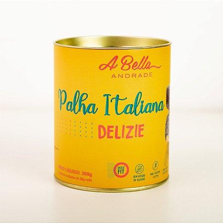 LATA DE PALHA ITALIANA DELIZIE LATA 300g