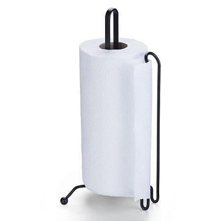 Porta Rolo De Papel Aço Galvanizado  14 X 14 X 31 cm Arthi