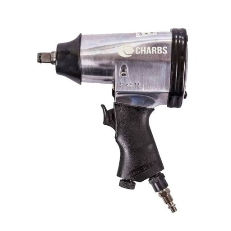 Chave de Impacto Pneumática 1/2 Pol. 312 Nm (31,2Kg)  Charbs