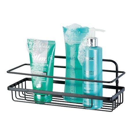 Porta Shampoo Retangular 29x9x11 Arthi
