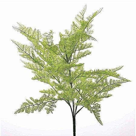 Buquê de Folhagem Verde Permanente 60 cm Bela Flor