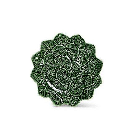 Suplat Folha Vitoria Regia Verde Cobre Scalla Cerâmica
