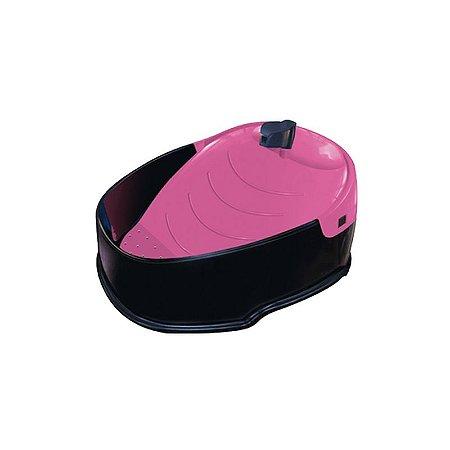 Fonte Pop Rosa para Cães e Gatos 3 Litros Furacão Pet