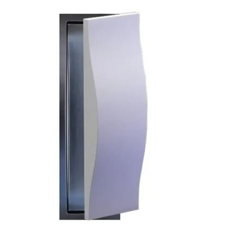 Forma Molde para Gesso 3D e Cimento Modelo Malta 12x52 ABS - Esquadro Perfeito
