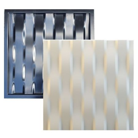 Forma Molde para Gesso 3D e Cimento Modelo Lecce 49x49 ABS - Esquadro Perfeito