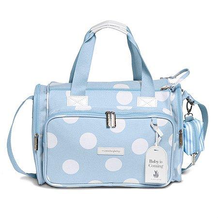 Bolsa Térmica Anne Bubbles - Azul