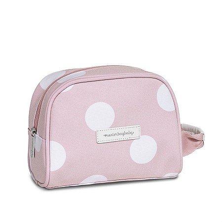 Nécessaire Baby Bubbles Rosa - MasterBag