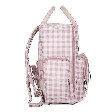 Mochila Urban Sorvete Rosa - Masterbag baby