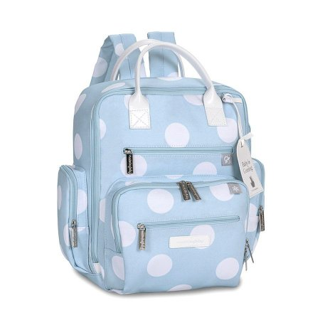 Mochila Urban Bubbles Azul - Masterbag baby