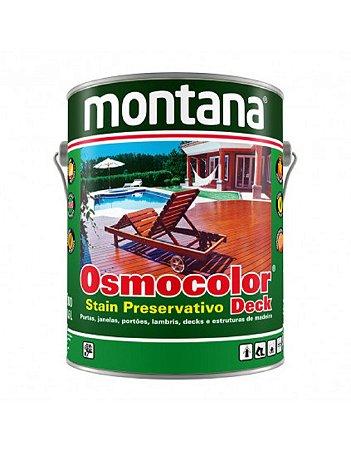Osmocolor St Castanho Uv Deck 3,6l