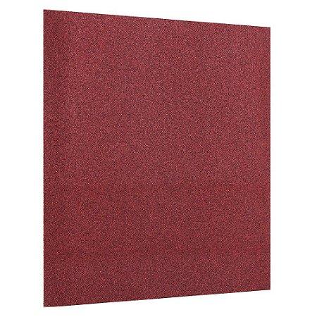 Lixa Manual Vermelha Madeira Massa P 80 230x280mm BOSCH