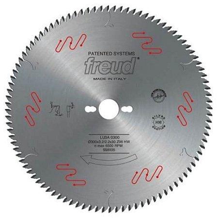Disco Serra Lu3f 0300 300 X 96 Z