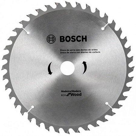 Disco De Serra Circular Eco 184mm 40 Dentes - D184x40t Bosch