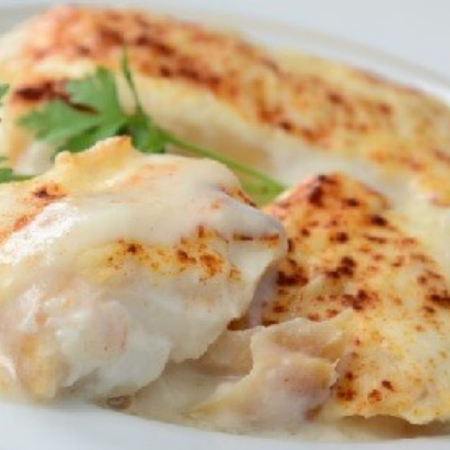 Bacalhau c/ Natas