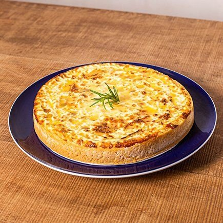 Quiche Brie c/ Damasco