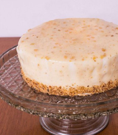 Torta de Nozes - Aro 18